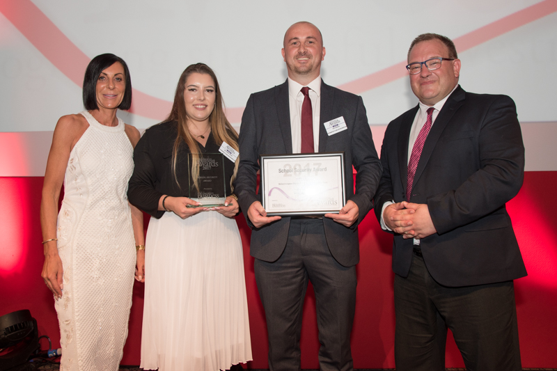 2017 School Security Award Winner: Wolverhampton City Council Education eServices Team