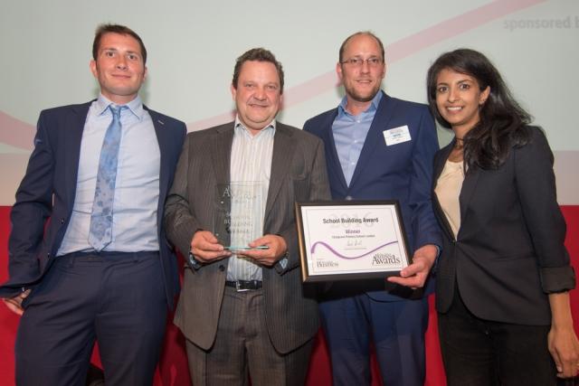 2016 School Building Award winner - Chalgrove Primary School, London